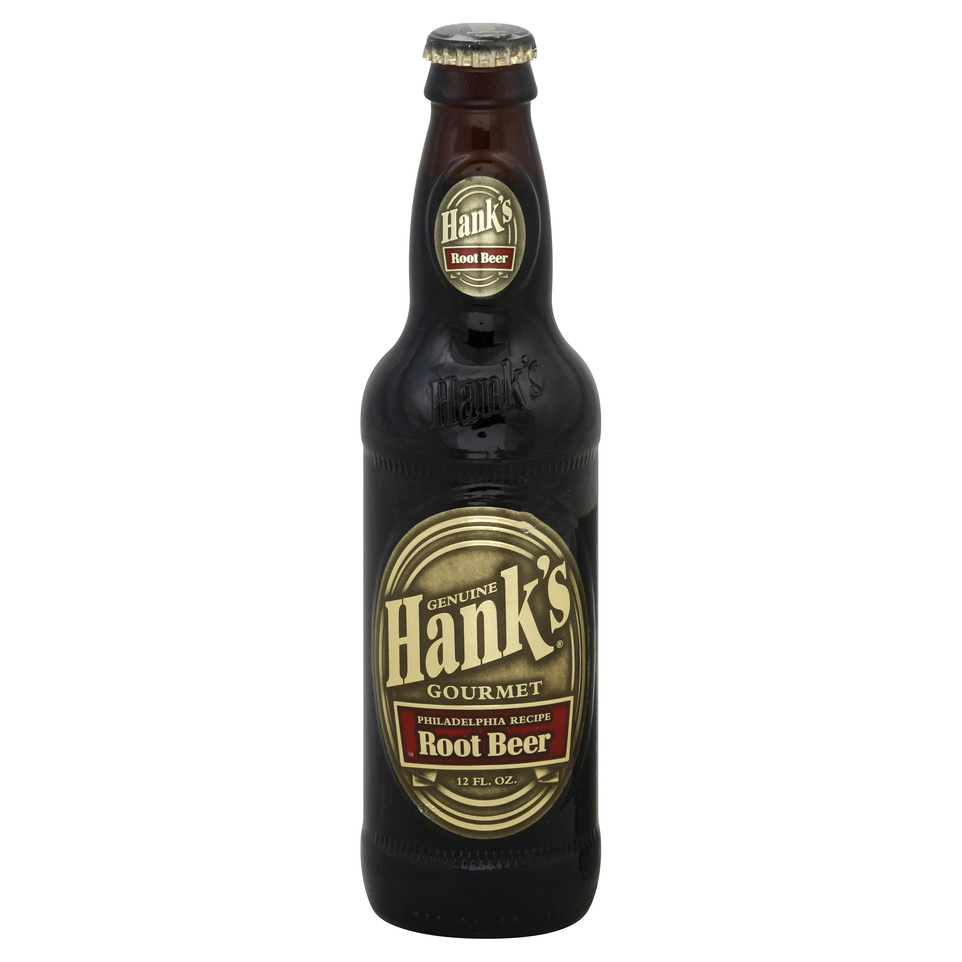Hank's Root Beer - 12oz