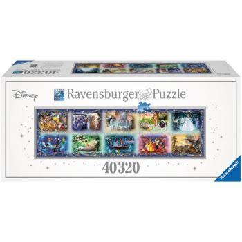 Ravensburger World's Largest Memorable Disney Moments Puzzle - 40,320pc