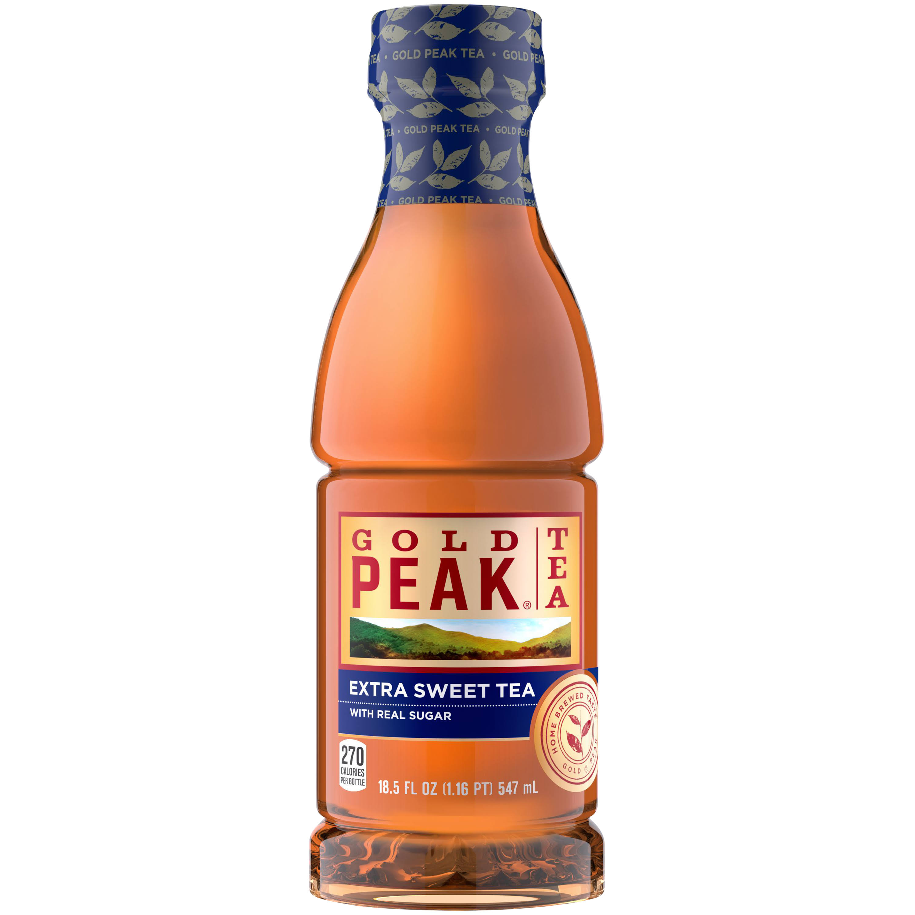 Gold Peak Extra Sweet Tea Bottle - 547ml