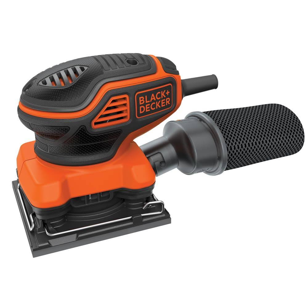 "Black & Decker Sander - 0.25"" Sheet"
