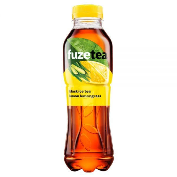 Fuze Tea Lemon Lemongrass (12 x 500ml)
