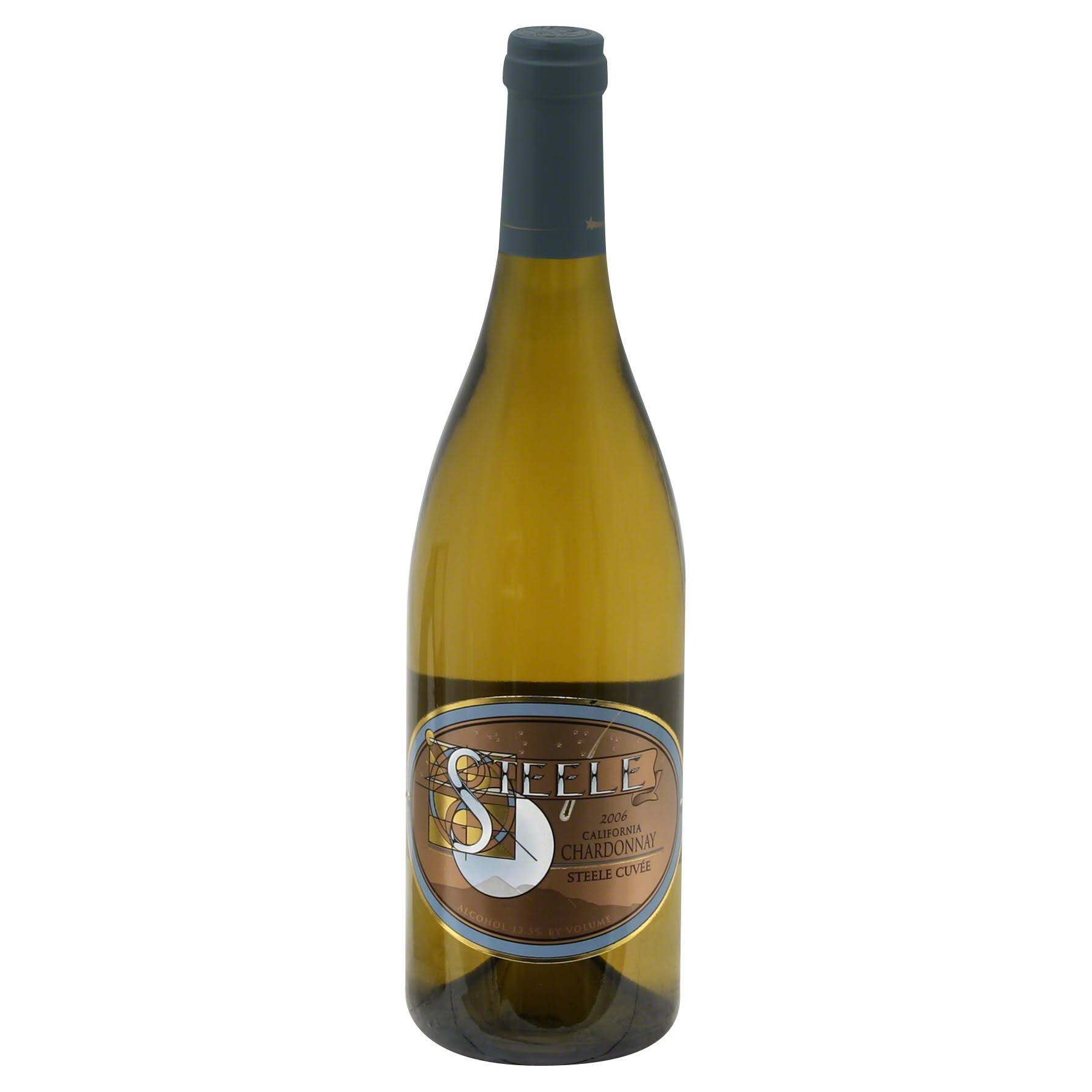 Steele Chardonnay, California, 2006 - 750 ml