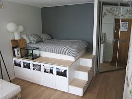 6 diy ways to make your own platform bed with ikea products