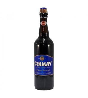 Chimay Grande Reserve Blue Trappist Beer - 750ml