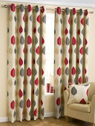 Modern Curtains For Living Room Uk by Leaves Ready Made Eyelet Curtains Homemade Pinterest Leaves