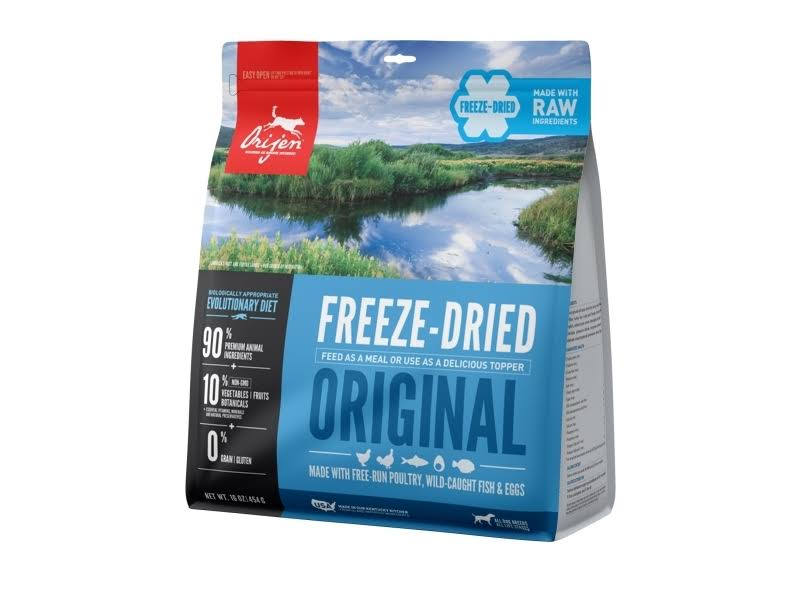 Orijen Adult Dog Freeze Dried - 454 G