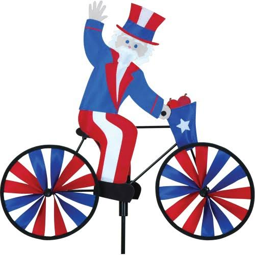 Premier Designs Bike Spinner - Uncle Sam, 20""