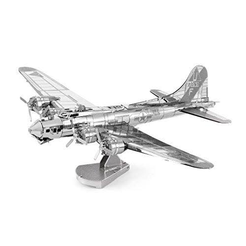 Metal Earth 3D Metal Model Kit - B-17 Flying Fortress