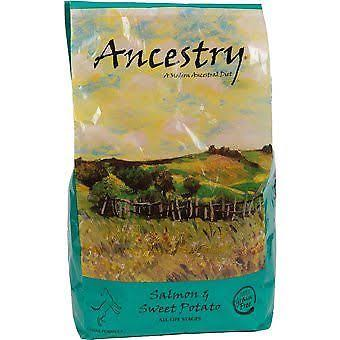 Ancestry Salmon & Sweet Potato for Dogs 15lb