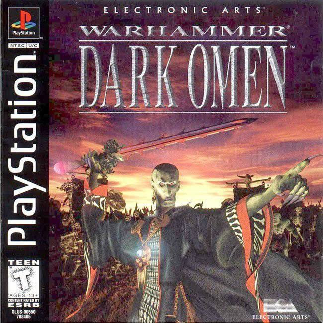 Warhammer: Dark Omen [PS1]