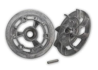 Traxxas Slipper Pressure Plate and Hub, X-Maxx