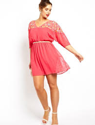 cute summer dresses for plus size pluslook eu collection