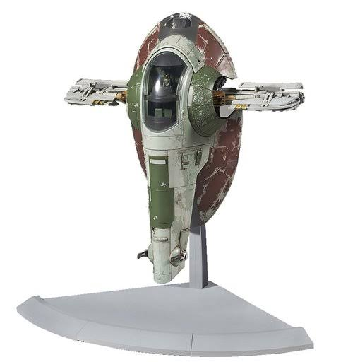 Bandai Star Wars - Slave I, 1/144 Scale