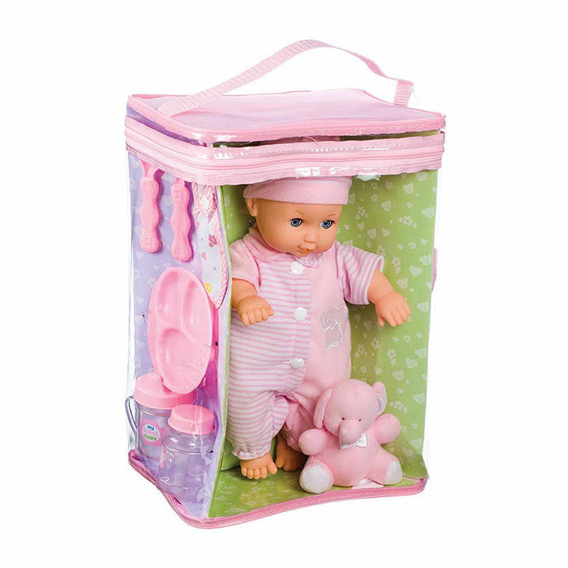 Toysmith Deluxe Baby Ensemble Doll Playset