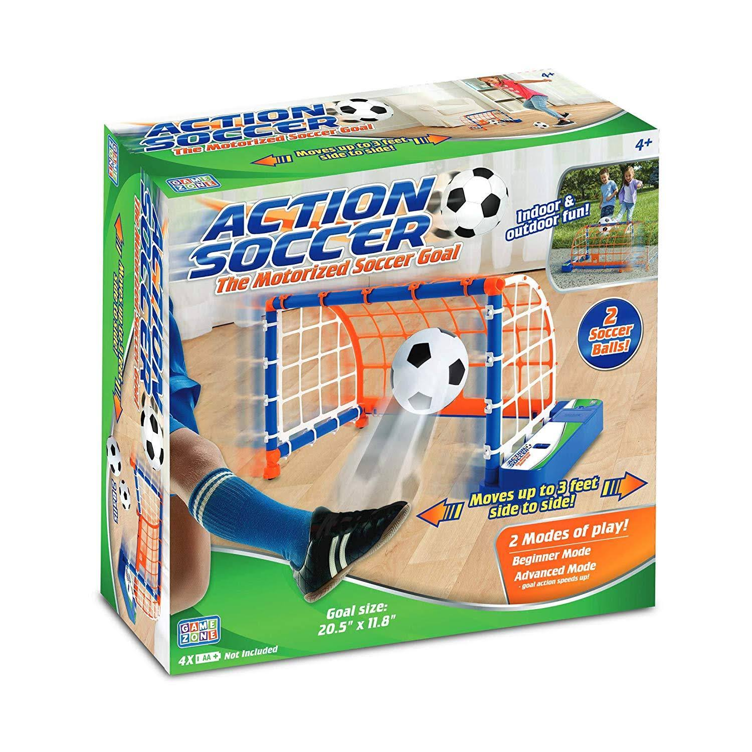 Game Zone - Action Soccer