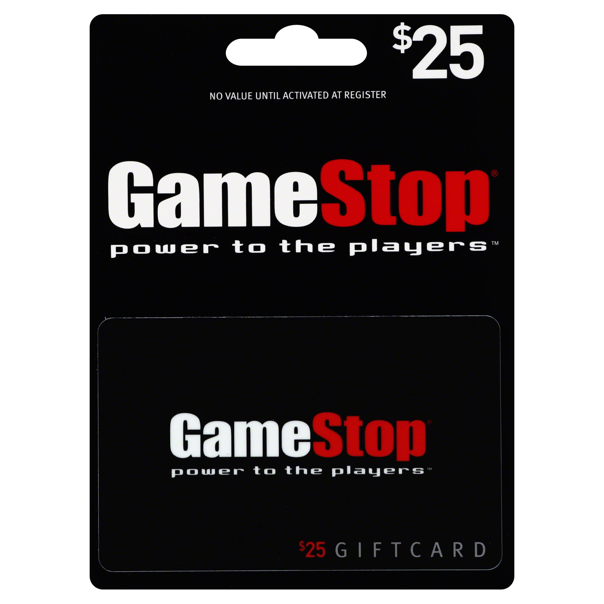 Game Stop Gift Card,