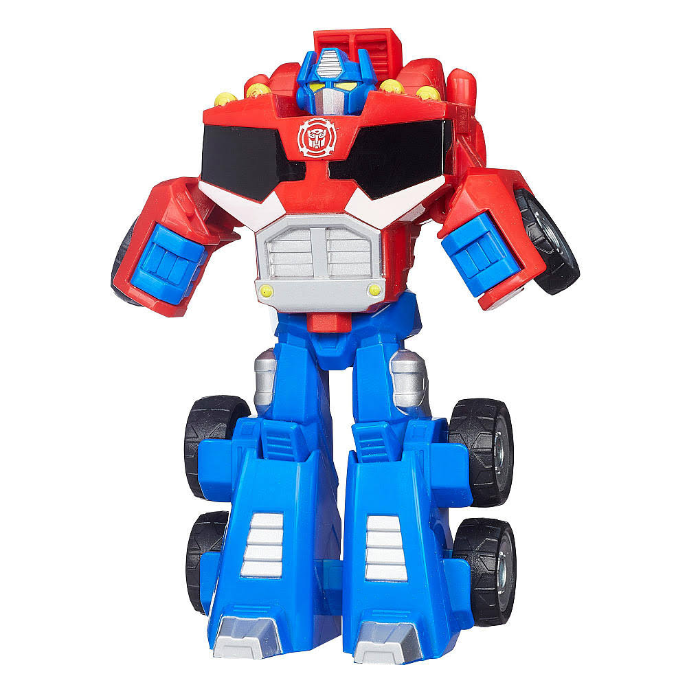 Playskool Heroes Transformers Rescue Bots Action Figure - Optimus Prime