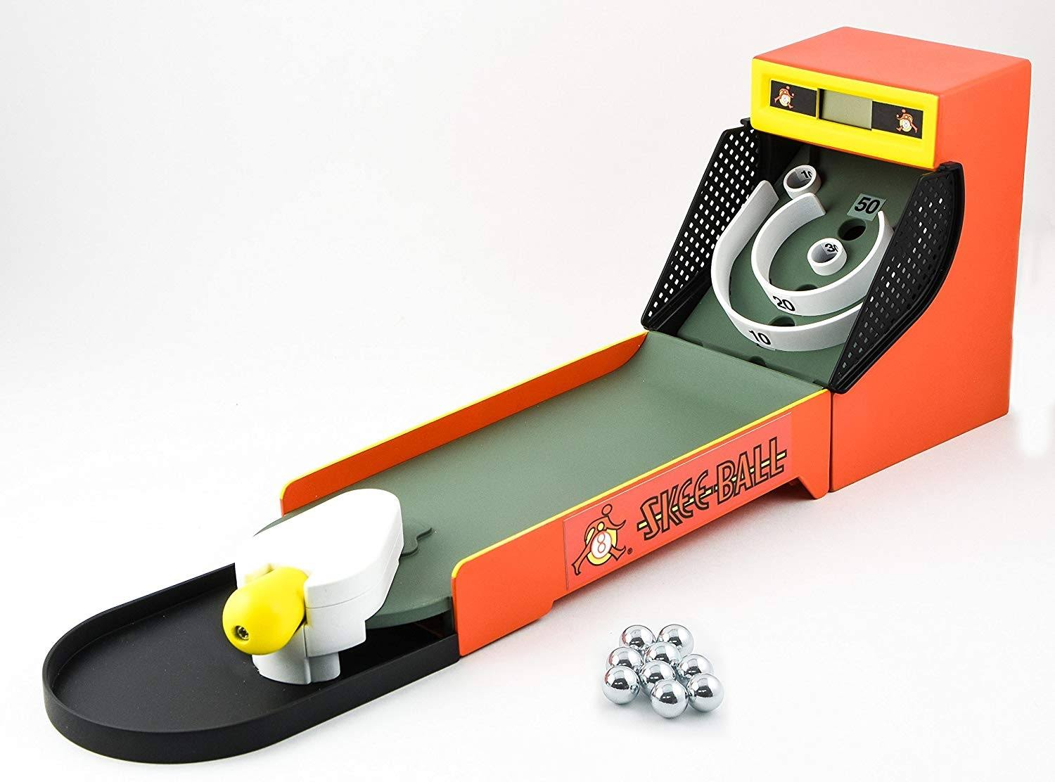 Skee Ball Electronic Game