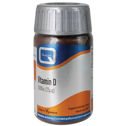 Quest Vitamin D3 180 Tablets
