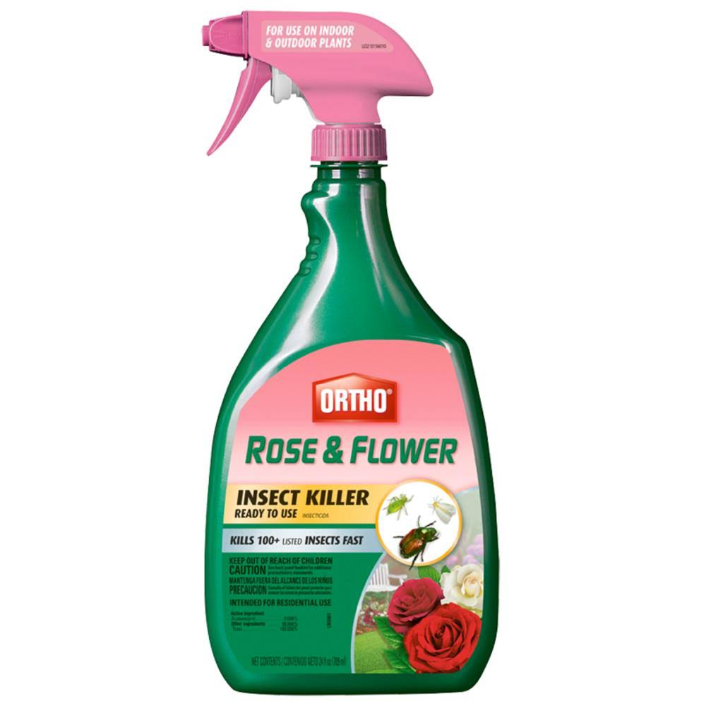 Ortho Rose and Flower Insect Killer - 24oz