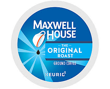 Maxwell House Original Roast Coffee K Cup - Single Serve, 24ct