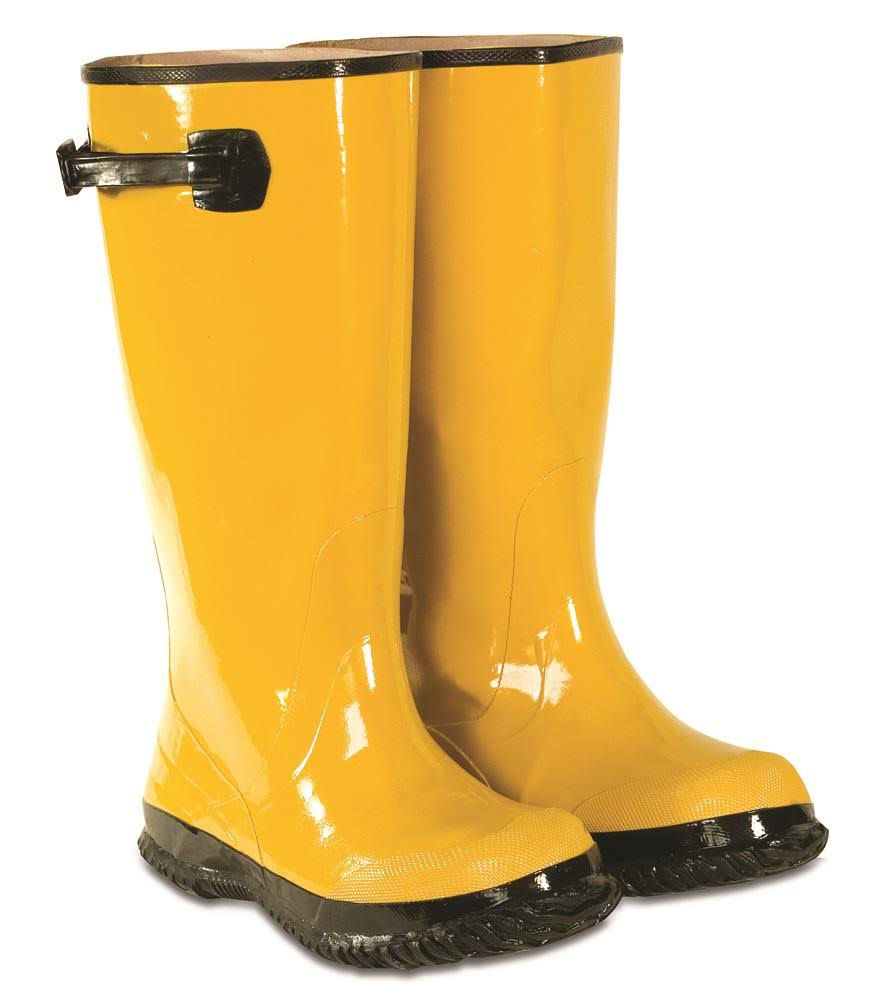 CLC Slush Boots - Yellow, 11 US