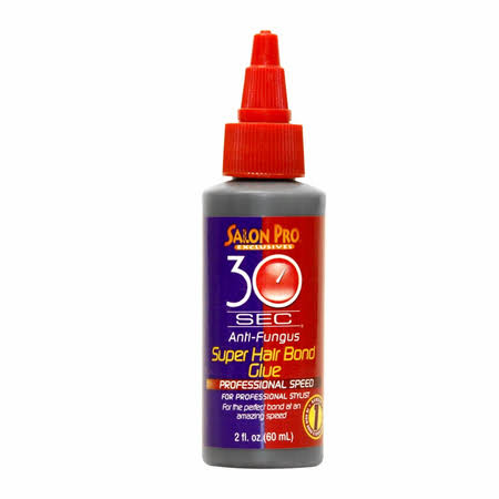 Salon Pro 30 Second Anti Fungus Super Hair Bond Glue