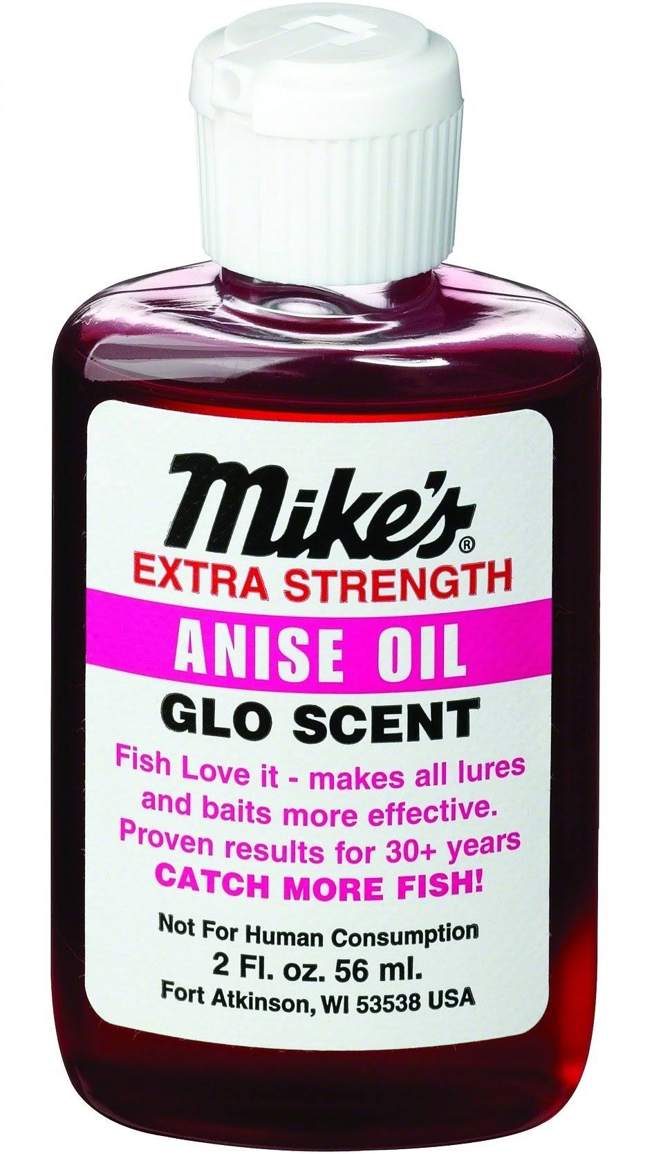 Atlas Mike's Glo-scent Oil - Anise, 2oz