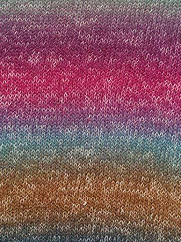 Queensland Collection Uluru Rainbow Yarn #1010 Waratah Bouquet