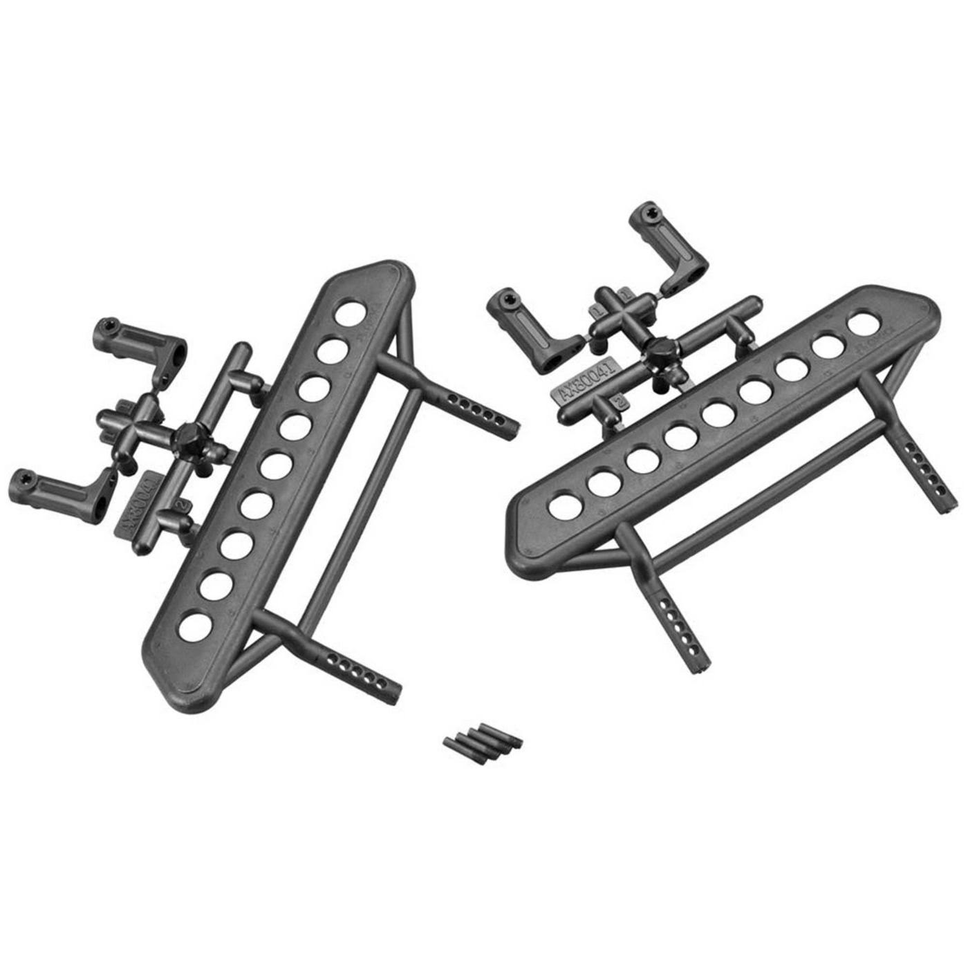 Axial SCX10 II 2 Jeep Cherokee AX80041Rock Rails Set - 1:10 Scale