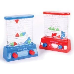 Rhode Island Novelty Water Game - Triangles, Red/Blue