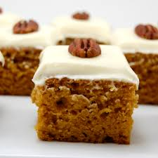 Libby Pumpkin Pie Filling Recipe by Sweet Pea U0027s Kitchen Pumpkin Bars With Cream Cheese Frosting