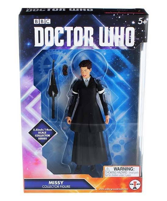 Doctor Who Missy Action Figure - 5.5""