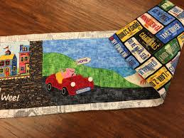 Southwest Decoratives Quilt Shop by Timeless Treasures Row By Row 2016
