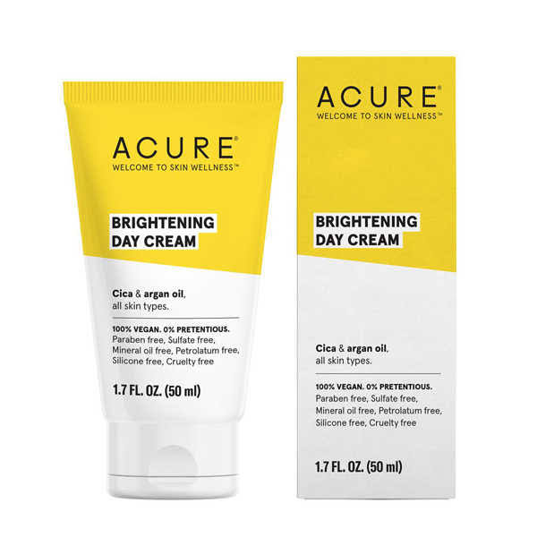 Acure Organics Day Cream - Chamomile Carrot