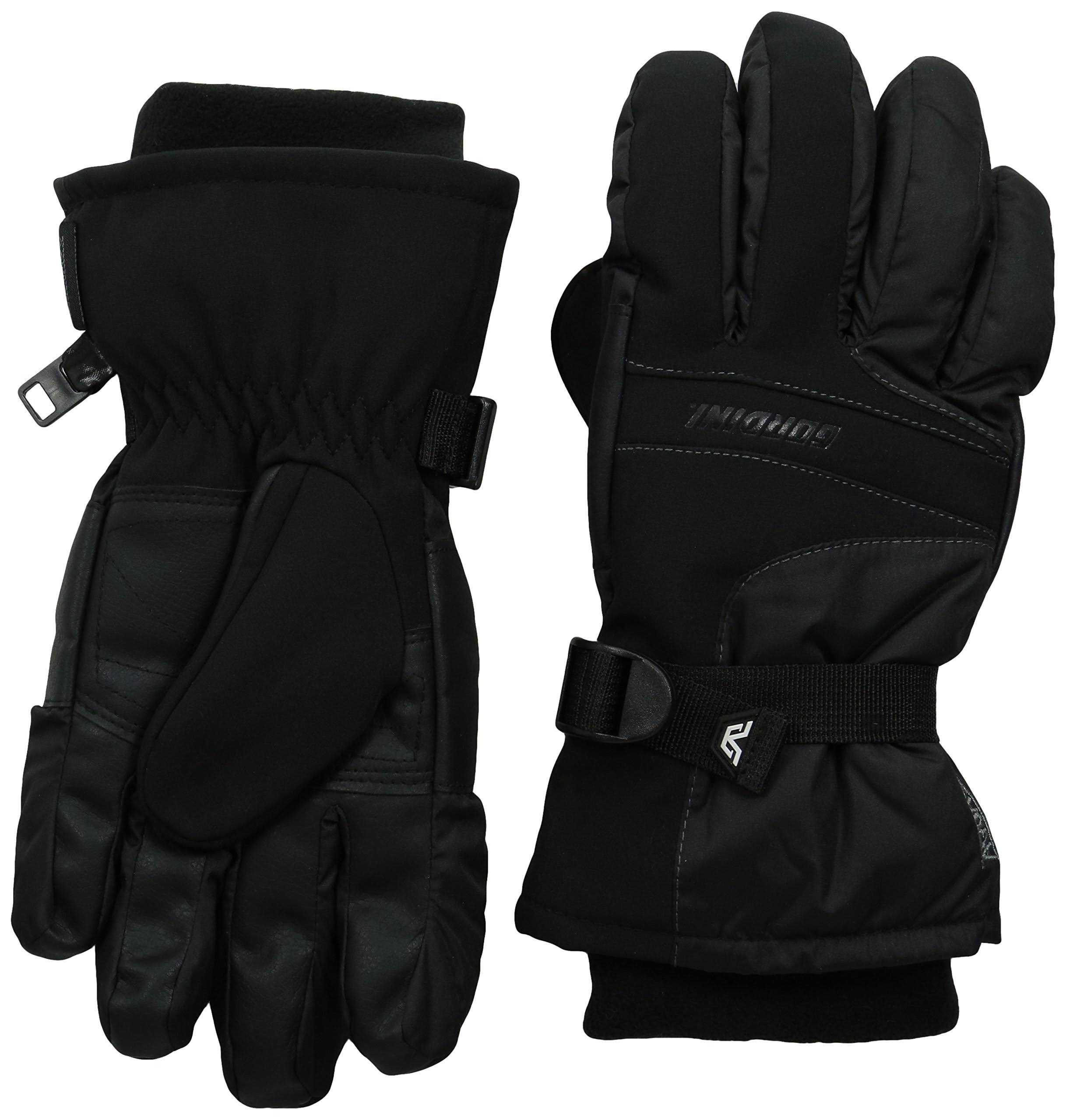 Gordini Women's Aquabloc Viii Gloves - Black, Medium