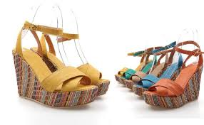 """احذية لفصل الصيف """"ح"""""""