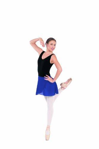 Eurotard 10362 14 Wrap Dance Skirt