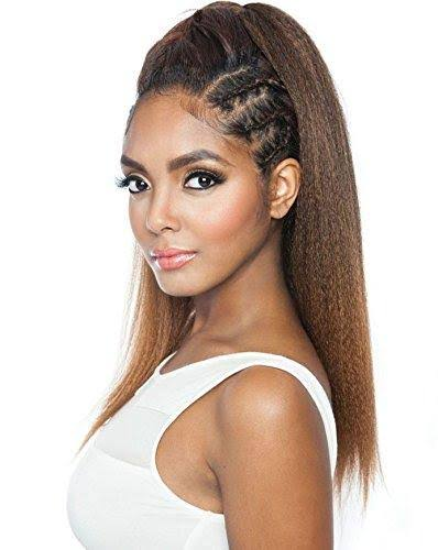 Mane Concept A-fri Naptural Definition EZ Braid 100cm - BRD11 (1 - Jet Black)