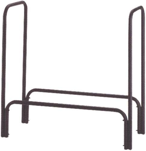 Homebasix A910BK-C 48X14X48 Black Log Rack - Metal