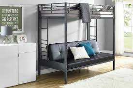 great twin over futon bunk bed u2014 roof fence u0026 futons