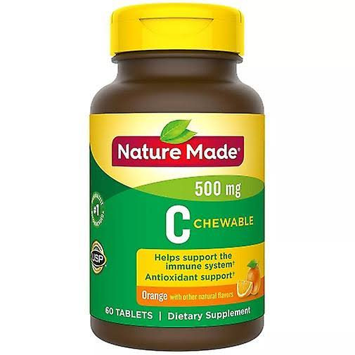 Nature Made Chewable Vitamin C Dietary Supplement - 150ct