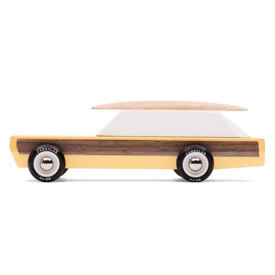 Candylab Toys Blackjack Wooden Toy Car | Scout & Co