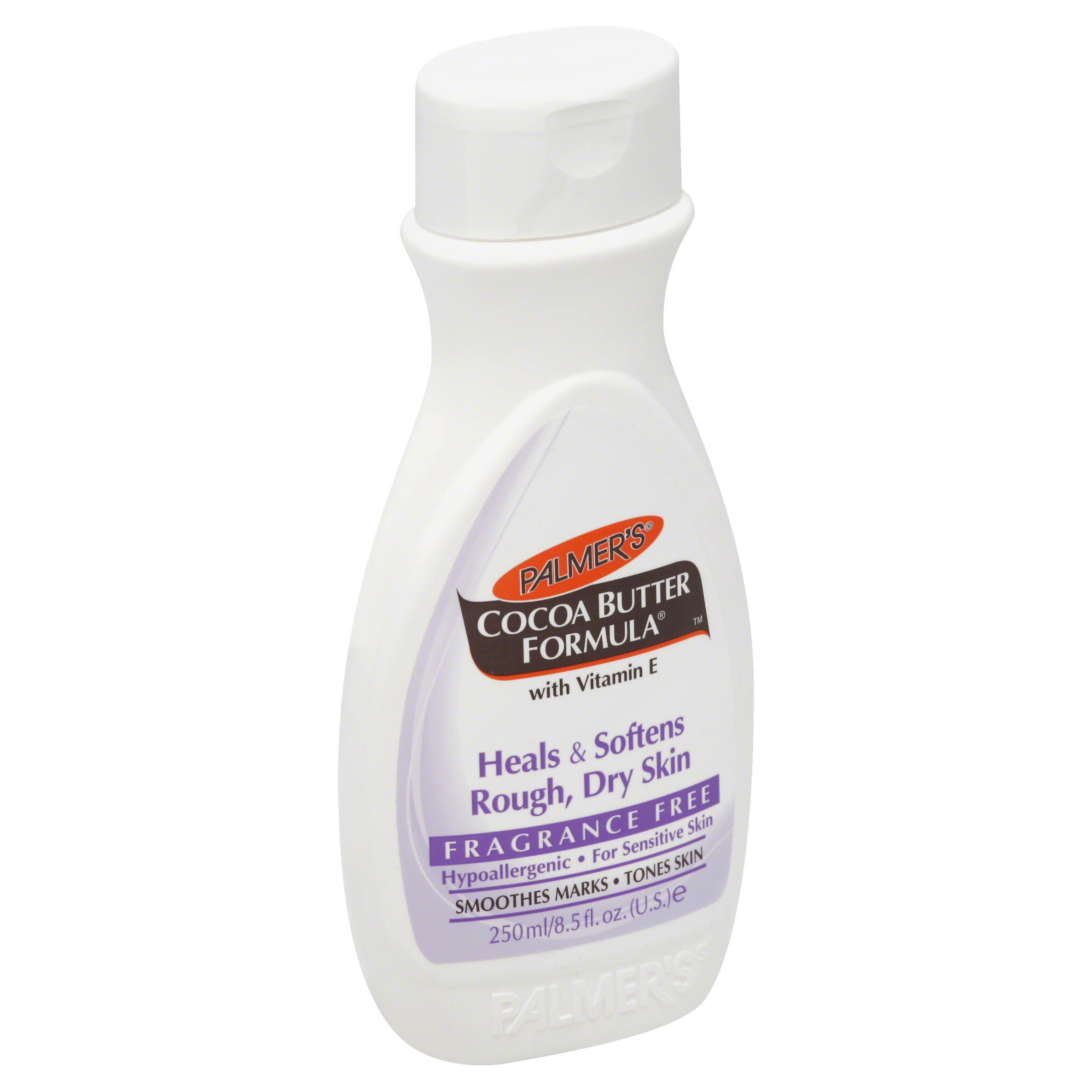 Palmers Fragrance Free Cocoa Butter Formula - 250ml
