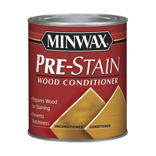 Minwax Pre-Stain Wood Conditioner - 1pt
