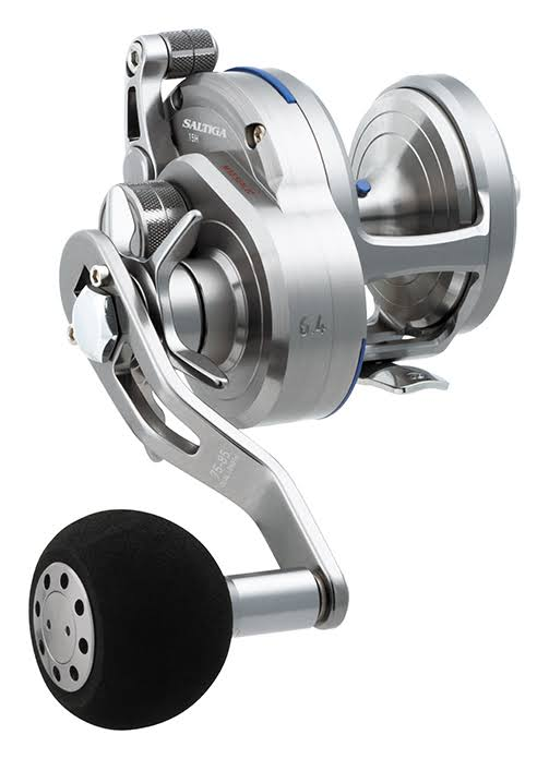 Daiwa Saltiga Star Drag Conventional Fishing Reel - 21.8oz