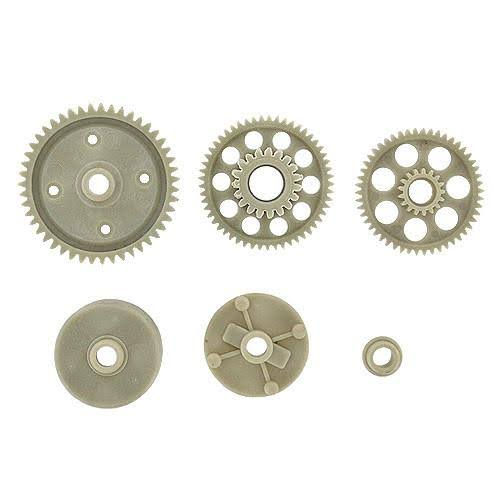 Redcat Racing Spur Gear Driven Gears Diff Casing and Gasket