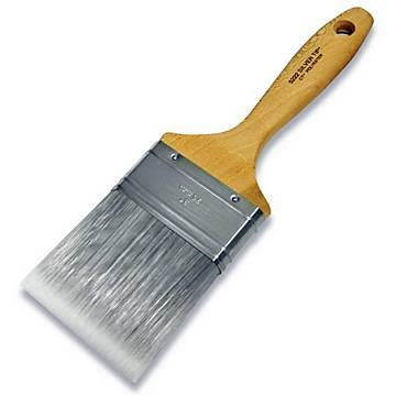 Wooster Silver Tip Varnish Synthetic Paint Brush - 3""