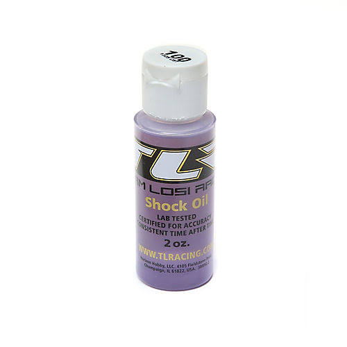 Team Losi Silicone Shock Oil - 100wt, 2oz