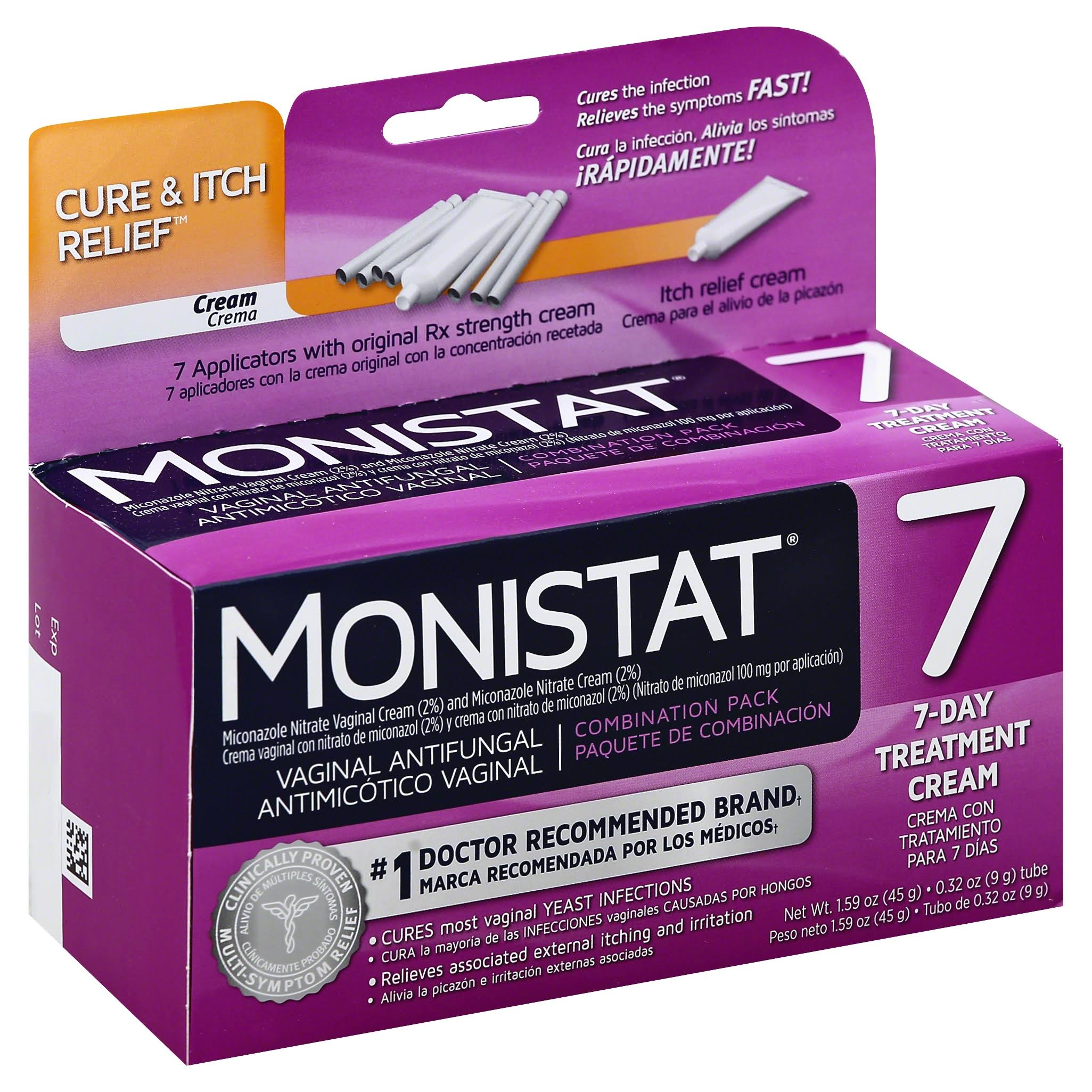 Monistat 7-Day Treatment Care